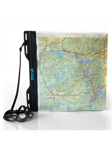 Silva Dry Cases Large Harita Taşıma Çantası Sv39023 Renkli